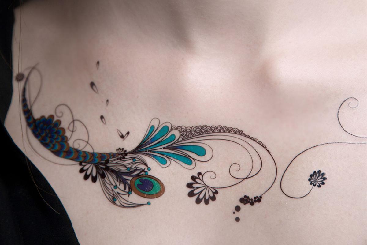 Tatouage ephemere : zoom sur les décorations de peau temporaires