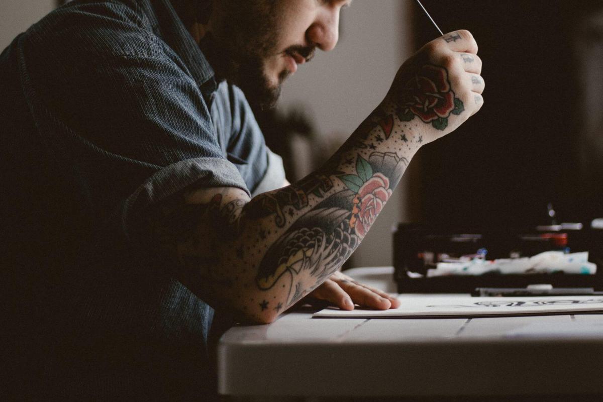 Irezumi, l'art du tatouage japonais