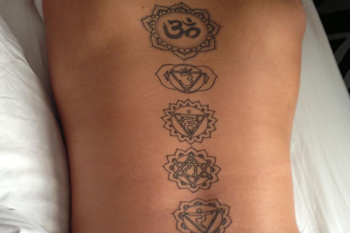 Tattoo temporaire